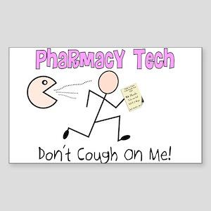 Pharmacist II Sticker (Rectangle 10 pk)