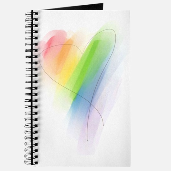 Rainbow Heart Journal