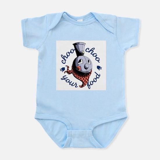 The Choo-Choo Infant Creeper