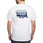 The Choo-Choo White T-Shirt