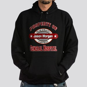 Property of Jason Morgan Hoodie (dark)