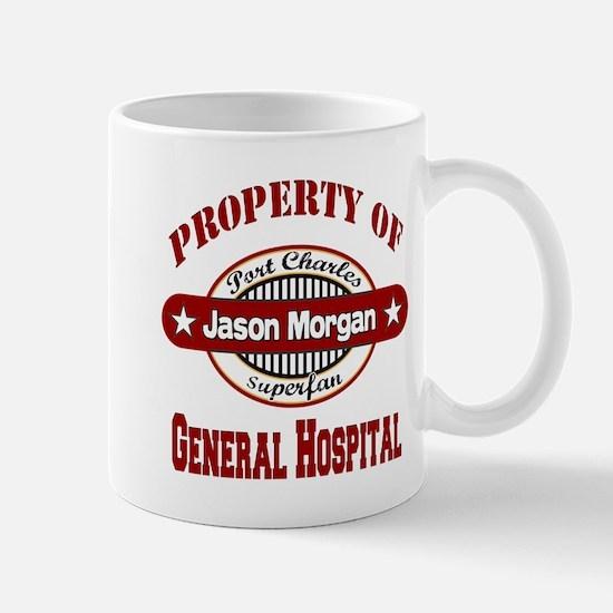 Property of Jason Morgan Mug
