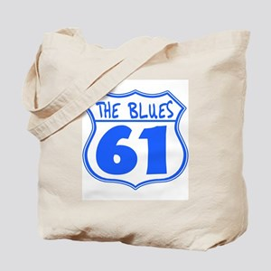The Blues Highway 61 Tote Bag