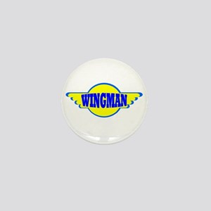 Wingman Mini Button