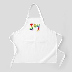 Rainbow Joy BBQ Apron