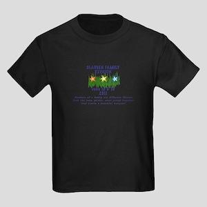 My family reunion Kids Dark T-Shirt