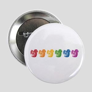 Rainbow Squirrels Button