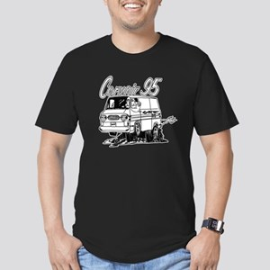 Date Rape Van Men's Fitted T-Shirt (dark)