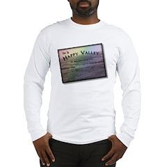 Happy Valley Massachusetts Long Sleeve T-Shirt