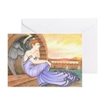 Patient Angel Greeting Card