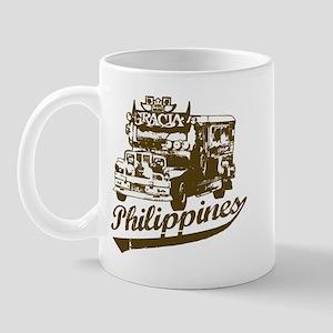 Philippines Jeepney Mug