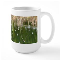 Tropical Bali Rain Large Mug