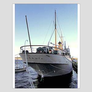 CSS Acadia Small Poster