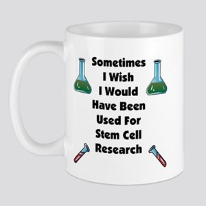 Stem Cell Research Mug