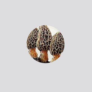 Morel Dreams Mini Button
