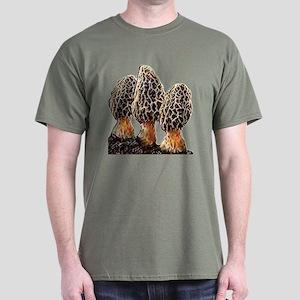 Morel Dreams Dark T-Shirt