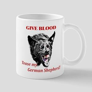 shepherd tease Mug