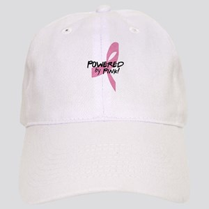 Powered by Pink Ribbon Cap