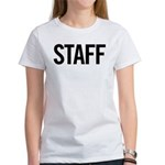 Staff (black) Women's T-Shirt