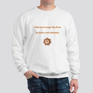 Strange Fiction Sweatshirt