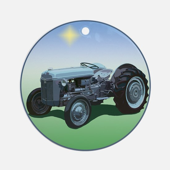 The Heartland Classic Ornament (Round)