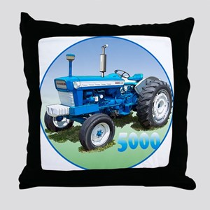 The Heartland Classic Throw Pillow