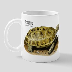 Russian Tortoise Mug