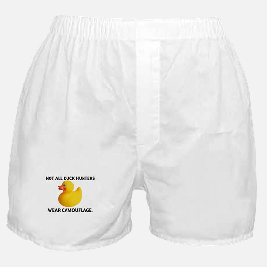 Not All Hunters Wear Camo. Boxer Shorts