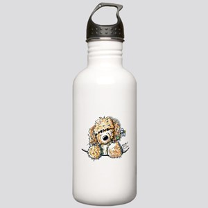 Bailey's Irish Crm Doodle Stainless Water Bottle 1