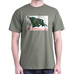 Harp Flag - Dark T-Shirt