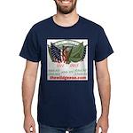 Irish Brigade flags Dark T-Shirt