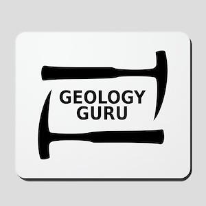 Geology Guru Mousepad
