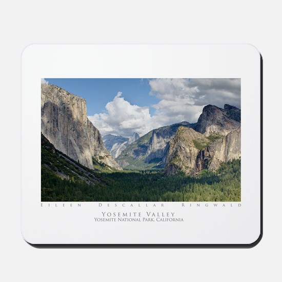 Yosemite Valley Mousepad