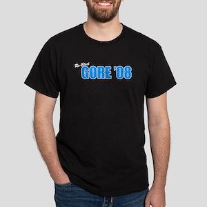 GORE '08 - Black T-Shirt