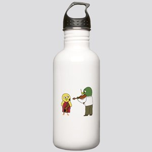 Violin Lesson Stainless Water Bottle 1.0L