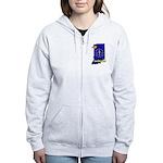 ILY Indiana Women's Zip Hoodie