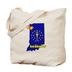 ILY Indiana Tote Bag