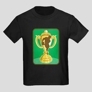 Rugby Kids Dark T-Shirt