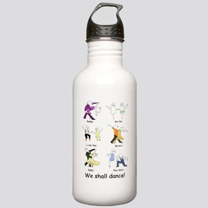 Ballroom Dancers Stainless Water Bottle 1.0L