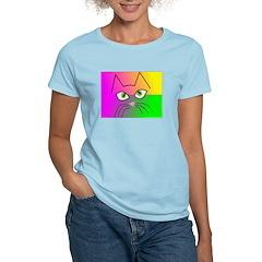 Cat Art Women's Light T-Shirt