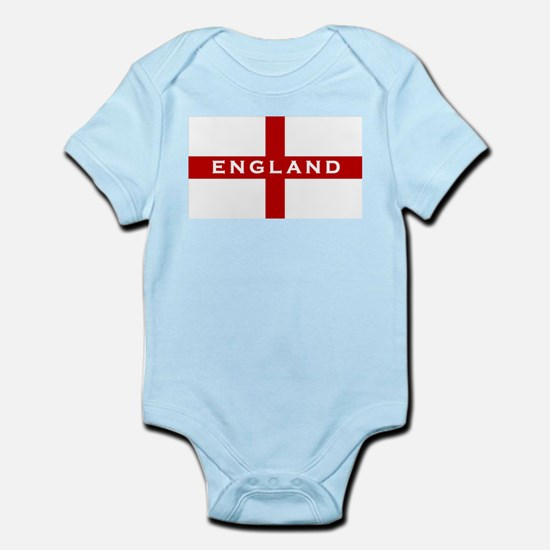England Shirt copy Body Suit