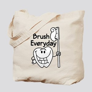 Dental Brush Everyday Tote Bag