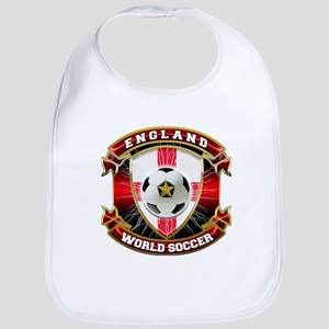 England Soccer Power Bib