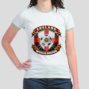 England Soccer Power Jr. Ringer T-Shirt