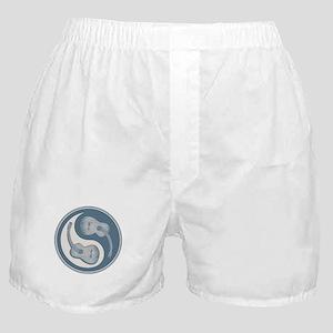 Yin-Yang Guitars IV Boxer Shorts