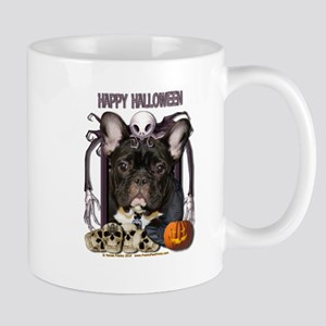 Halloween Nightmare Frenchie Mug