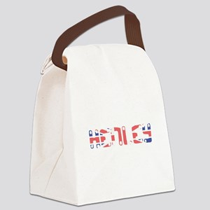 Henley Canvas Lunch Bag