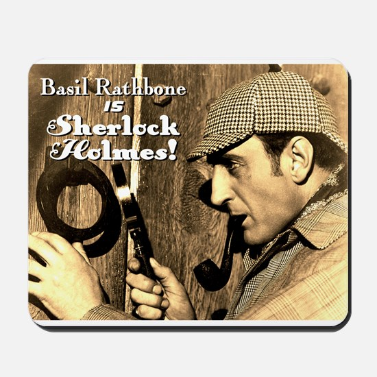$14.99 Rathbone IS Holmes! MousePad