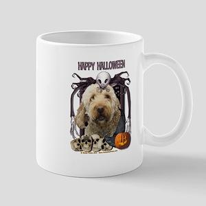 Halloween Nightmare Doodle Mug