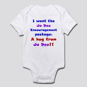 Jo Encouragement Package Infant Bodysuit